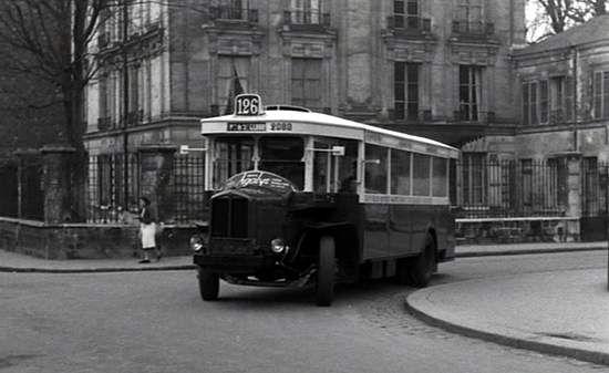 autobus renault tn6c grandir a paris transports en commun public transportation pinterest. Black Bedroom Furniture Sets. Home Design Ideas