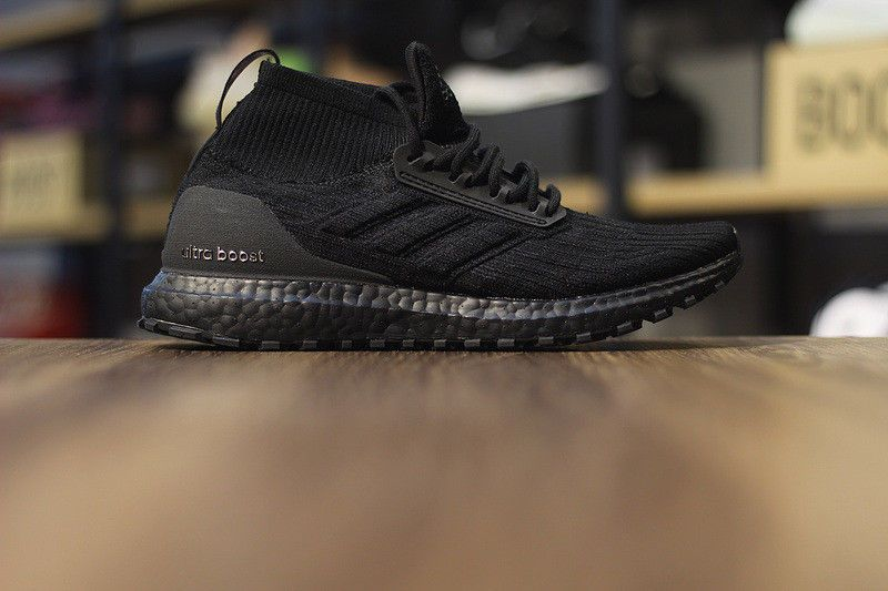 Adidas Ultraboost ATR MID Men All Terrain Running Jogging Shoes Black BY8925 feab97cfcea2