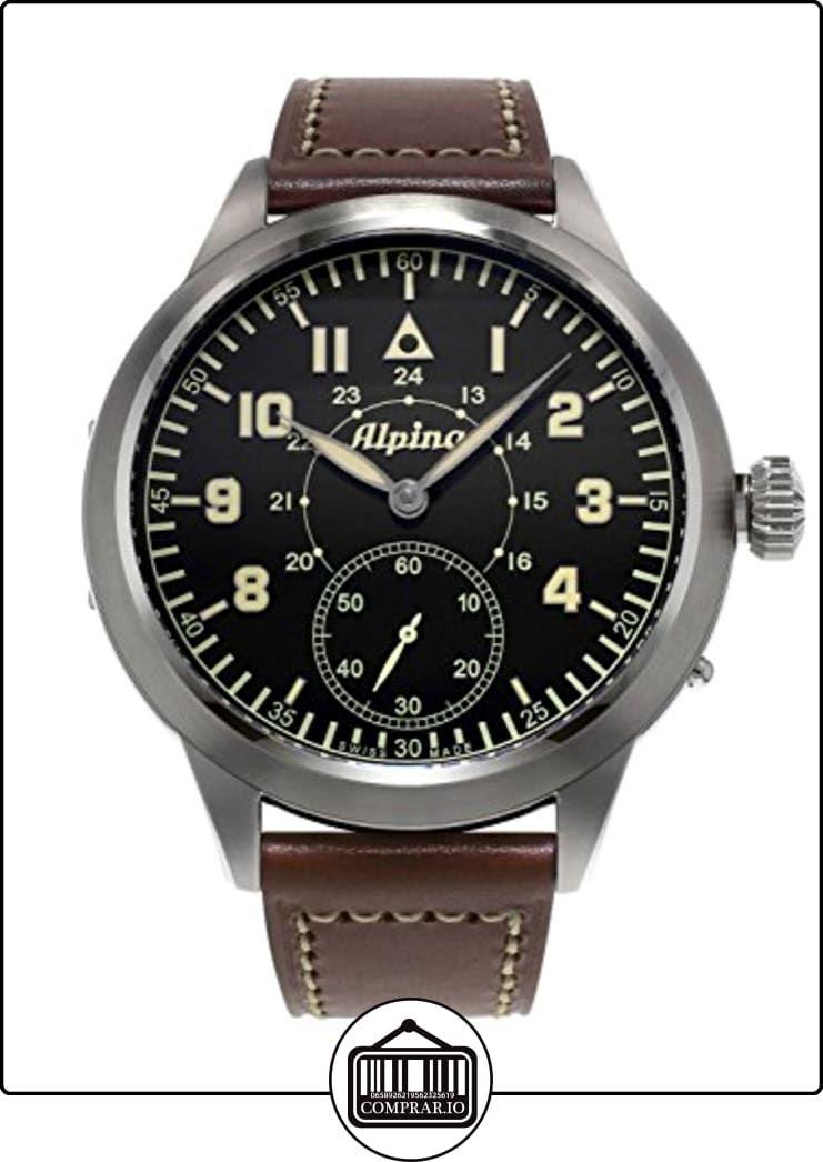 dc7783498599 Alpina Reloj de caballero AL-435LB4SH6 ✿ Relojes para hombre - (Lujo) ✿
