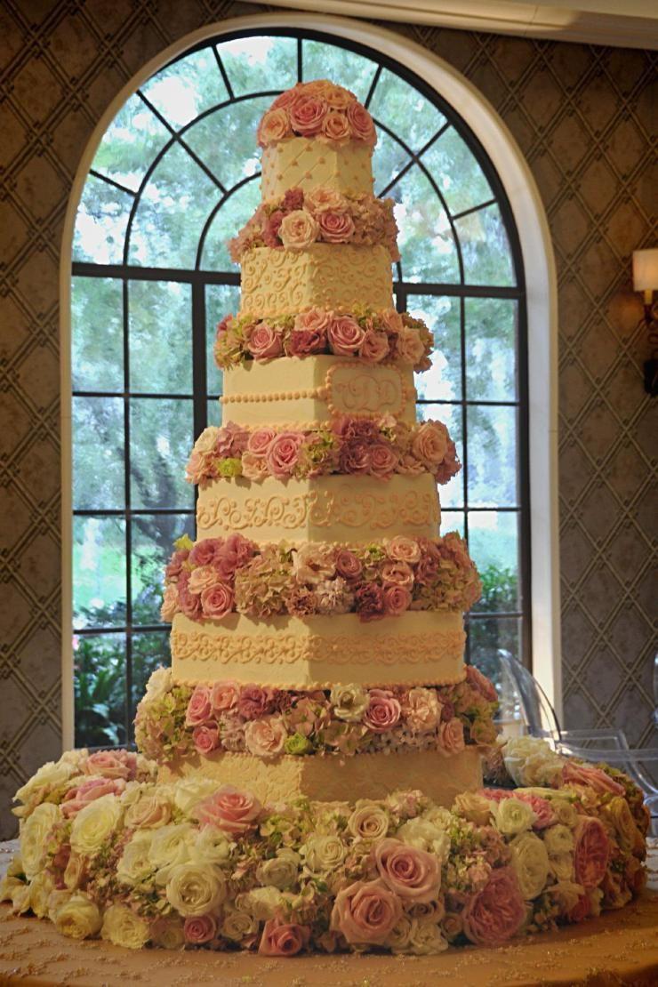 Weddings fancy cakes by lauren my amazing wedding
