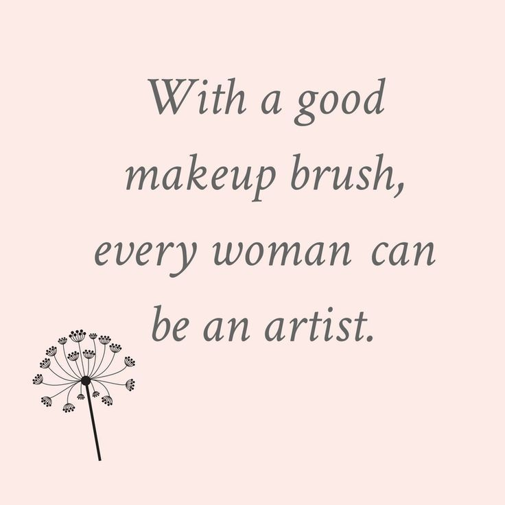 Makeup Brushes 101 With Images Makeup Artist Quotes Beauty