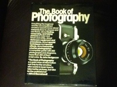 A classic photography book!