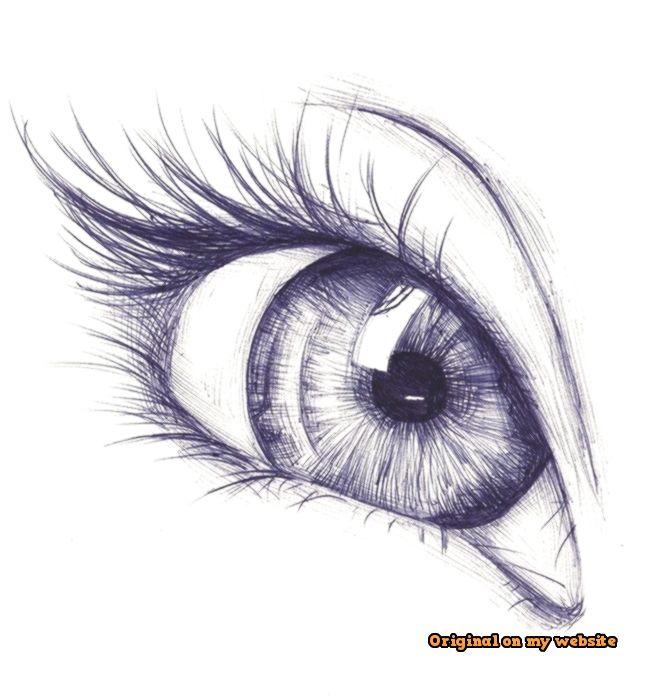 Photo of Art Sketches Ideas – Eye – #eye #drawing – Best Art Pin