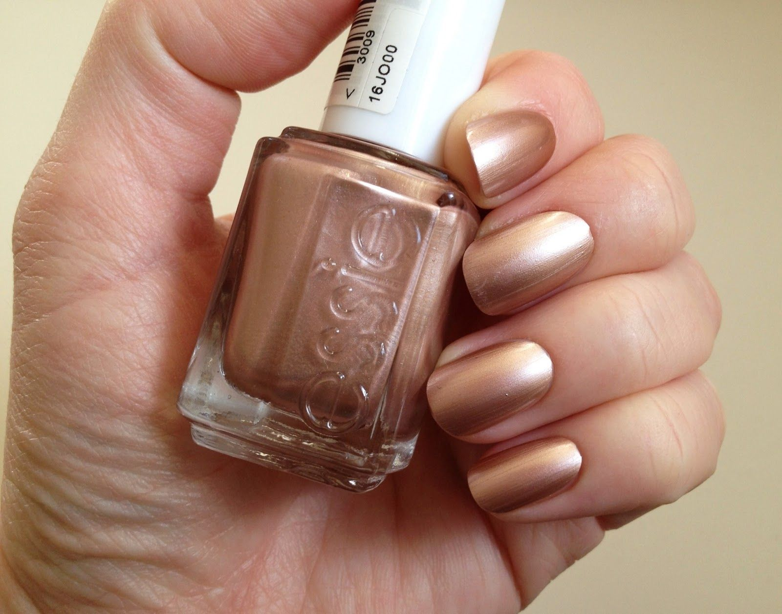Essie - Buy me a cameo This photo is more true to color than some ...