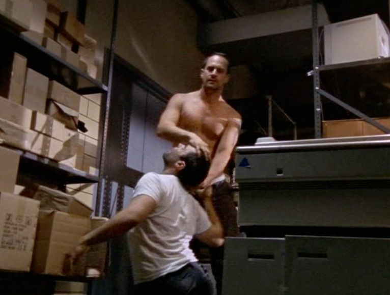 Christopher Meloni Gay Sex
