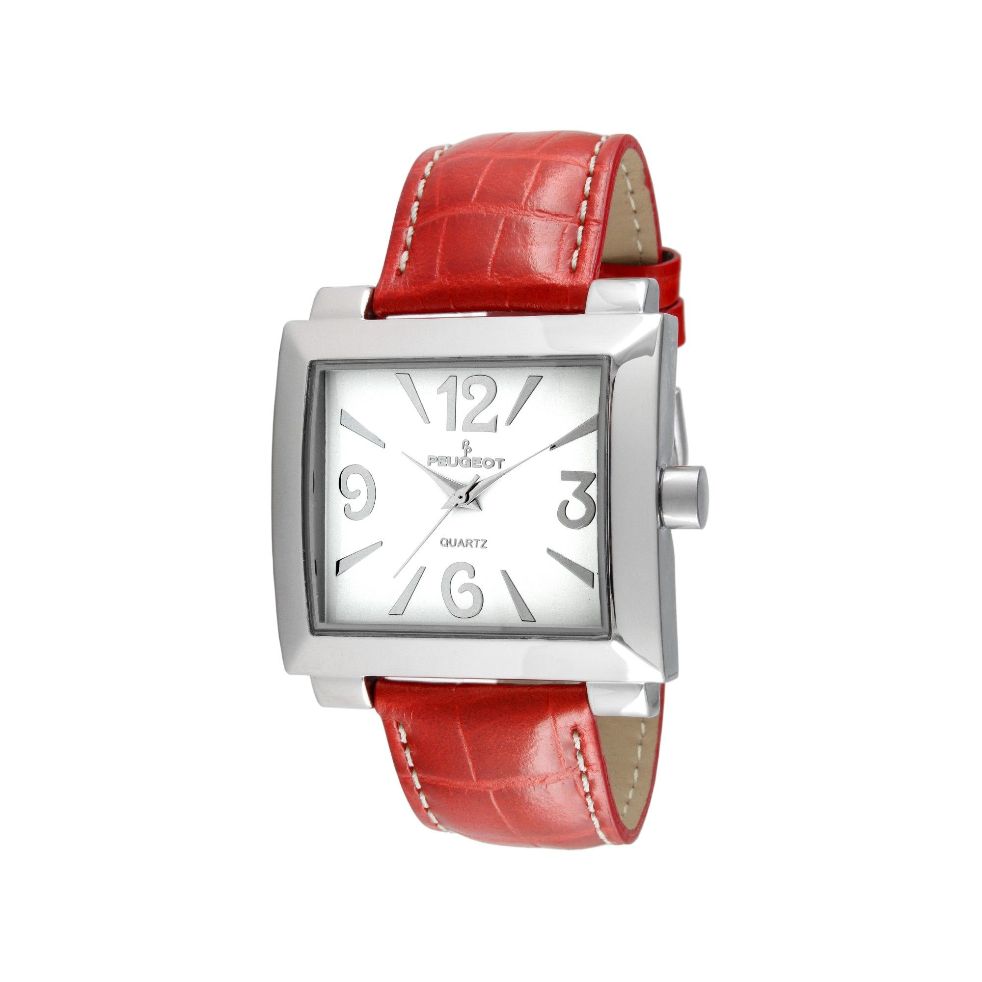 porthole red watches set nautica a leather watch