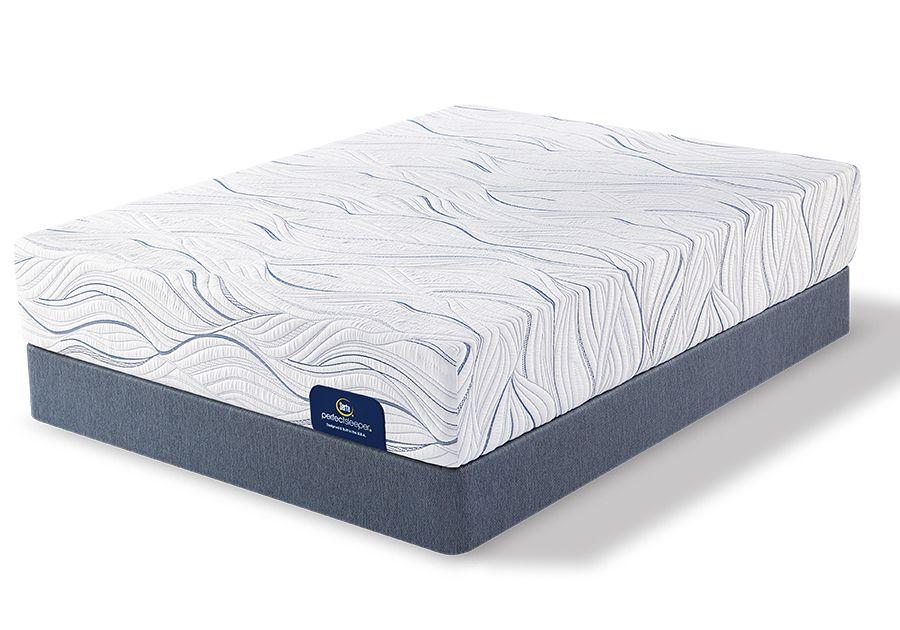 Serta Cascada Queen Memory Foam Perfect Sleeper Mattress Low
