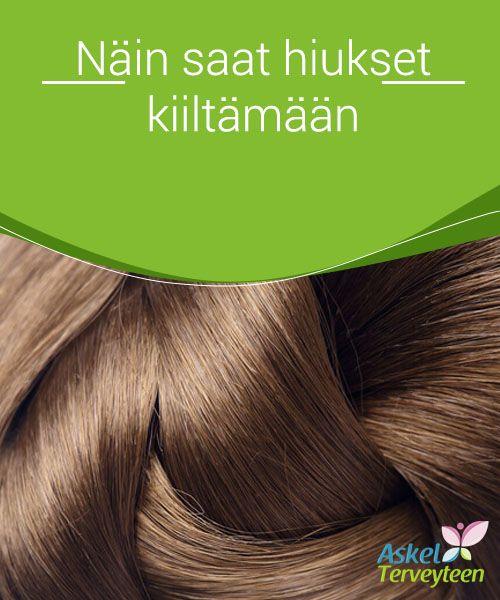 Näin saat hiukset kiiltämään   #Haluamme esitellä muutaman #luonnollisen vaihtoehdon, joilla pidät hiuksesi kauniina ja #terveinä.  #Kauneus