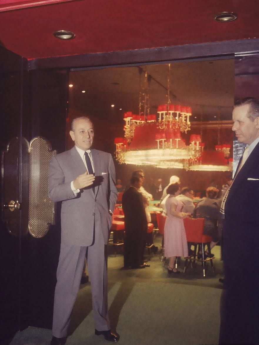 Image result for george raft at the capri casino