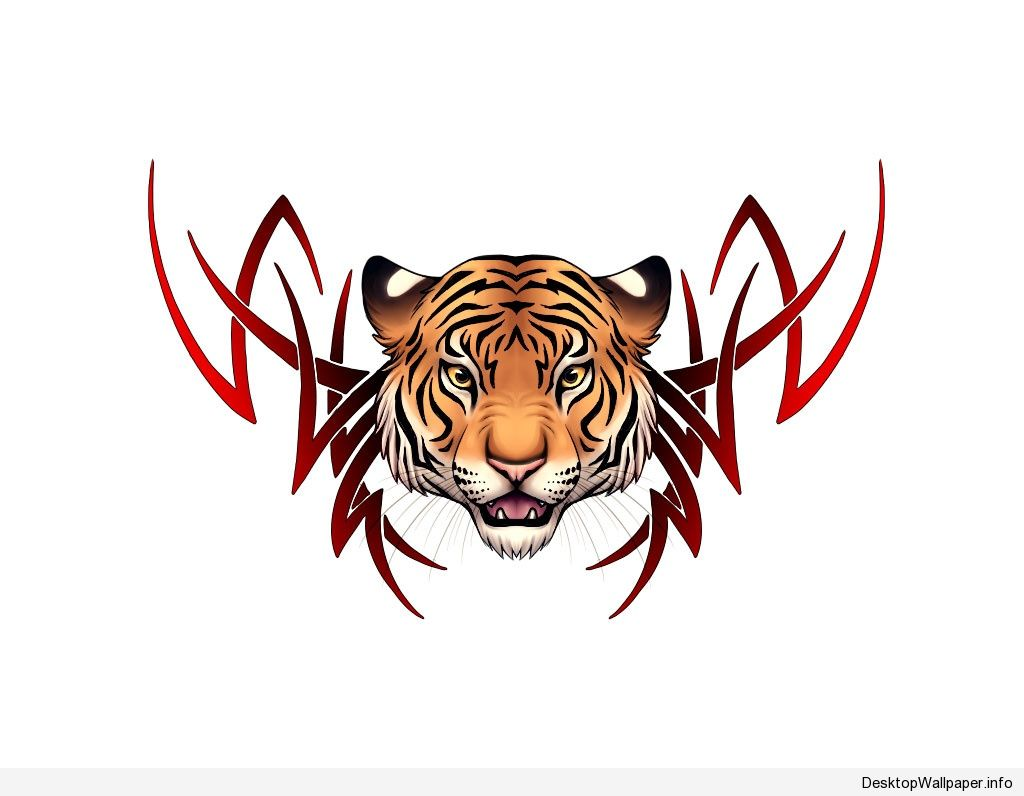 Traditional Tattoo On Behance Traditional Tiger Tattoo Traditional Tattoo Old School Tattoo Designs