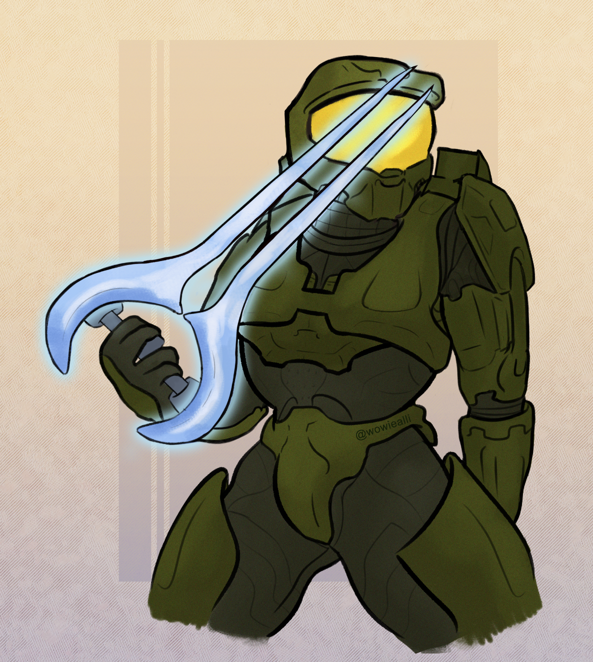 Halo 4 Masterchief Render 2 By Crussong On Deviantart Halo 4 Halo Cosplay Halo Game
