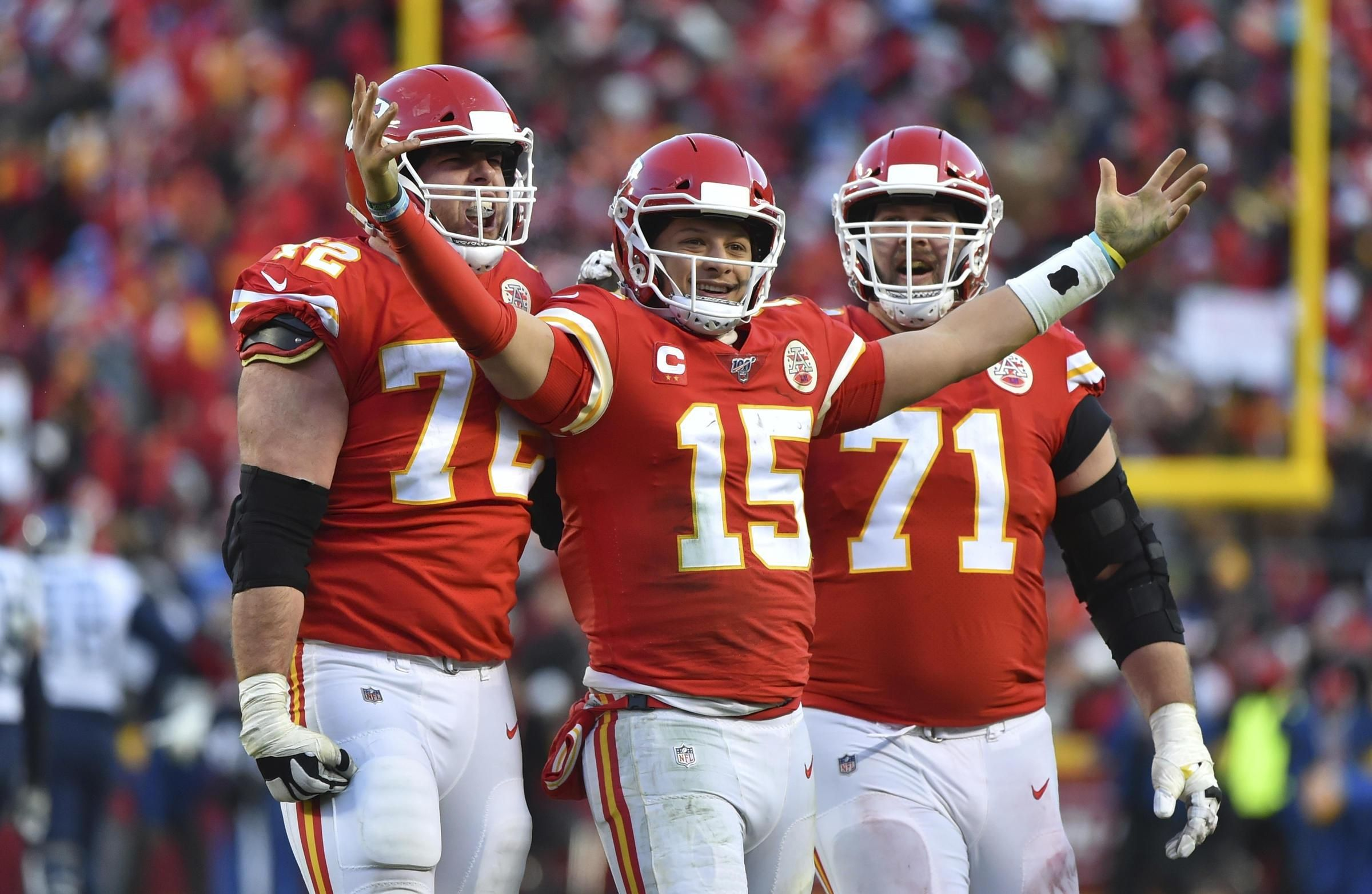 I Want To Thank The Lord These Super Bowl Liv Winners Give God All The Glory In 2020 Cbs Sports Kansas City Chiefs Super Bowl