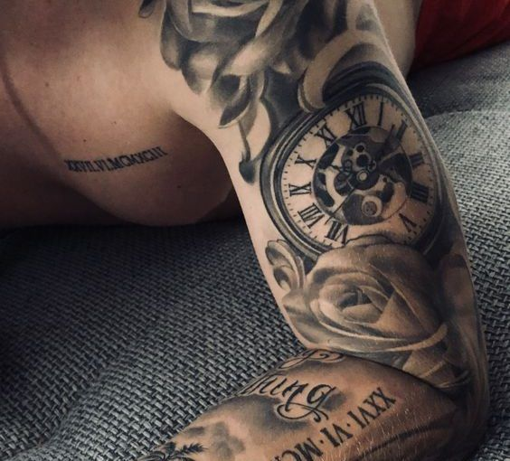 7ff300ff112e7 Arm and Wrist Covering Models 2019 - Tattoos For Men: +100 Best Men Tattoo  Models