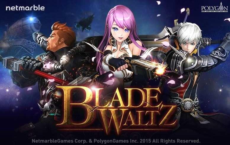Blade waltz v121 mod apk android games 2018 apk mod