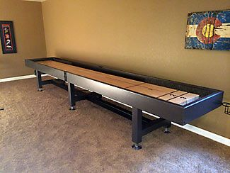 Good Thanks To Zieglerworld And Their Build Your Own Shuffleboard Table Site, I  Got Some Good