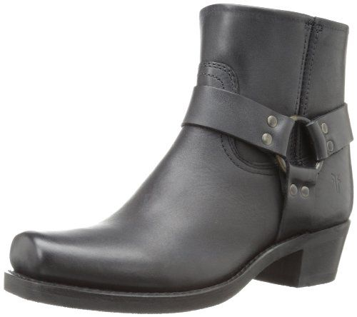 Amazon.com | FRYE Women's Harness 6-Inch Ankle Boot, Gaucho Oiled Leather,  6.5 M US | Ankle & Bootie