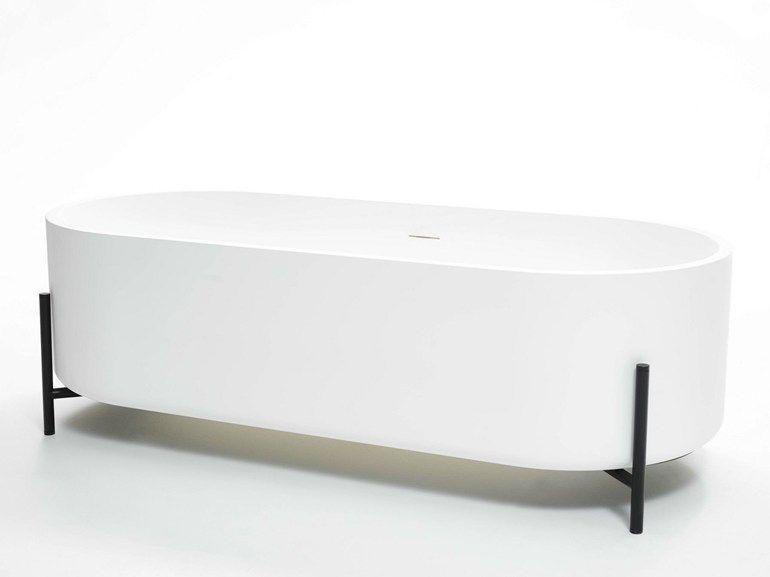 Stand Baignoire By Ex T Design Norm Architects Baignoire