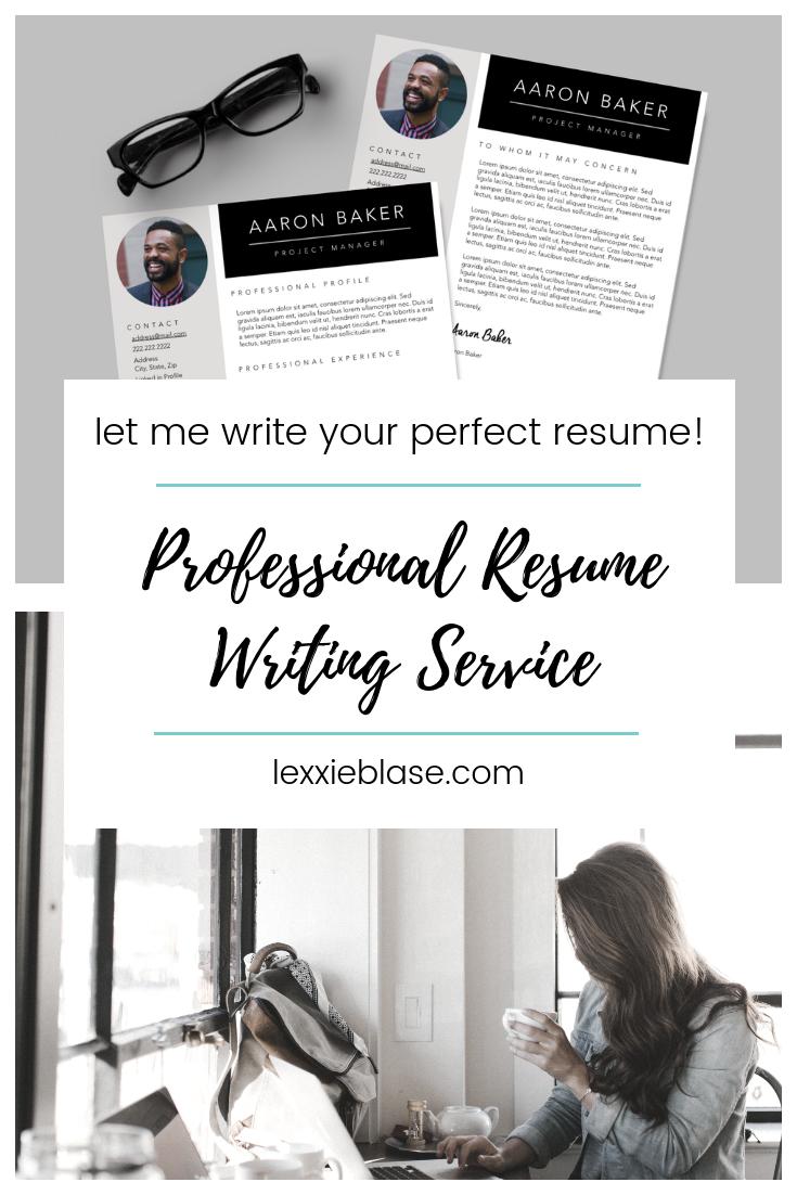 Professional resume writing service 2019