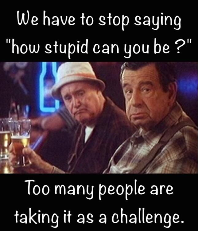 Trump And His Supporters Keep Showing Their Ignorance Old Man Quotes Sarcastic Pictures Funny Quotes
