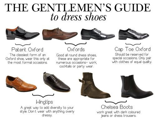 fashion shoes style men accessories tutorial infographic men's ...