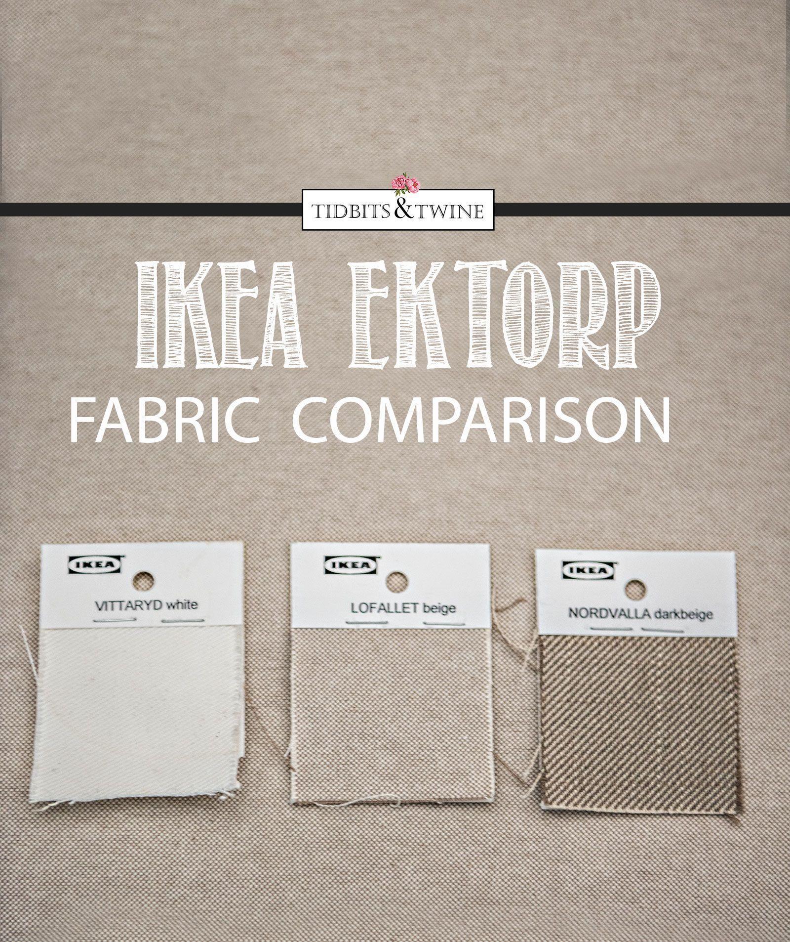 Ikea Ektorp Lofallet Beige Versus Vittaryd White And Nordvalla Dark Beige Ikea Ektorp Ektorp Sofa Ikea Ektorp Sectional