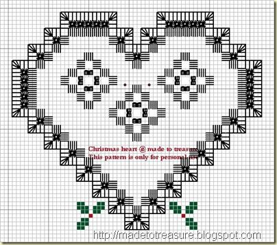 Hardanger Christmas Ornament