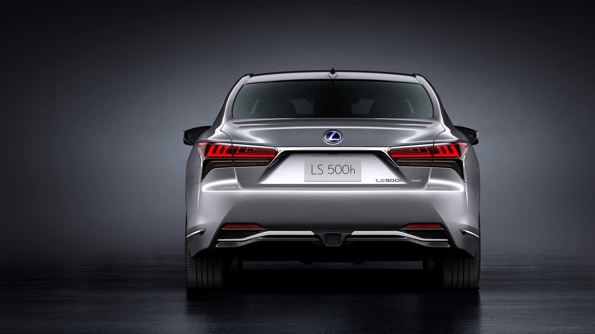 2021 Lexus Ls Arrives With New Looks Self Driving Tech Lexus Ls Lexus Lexus Es