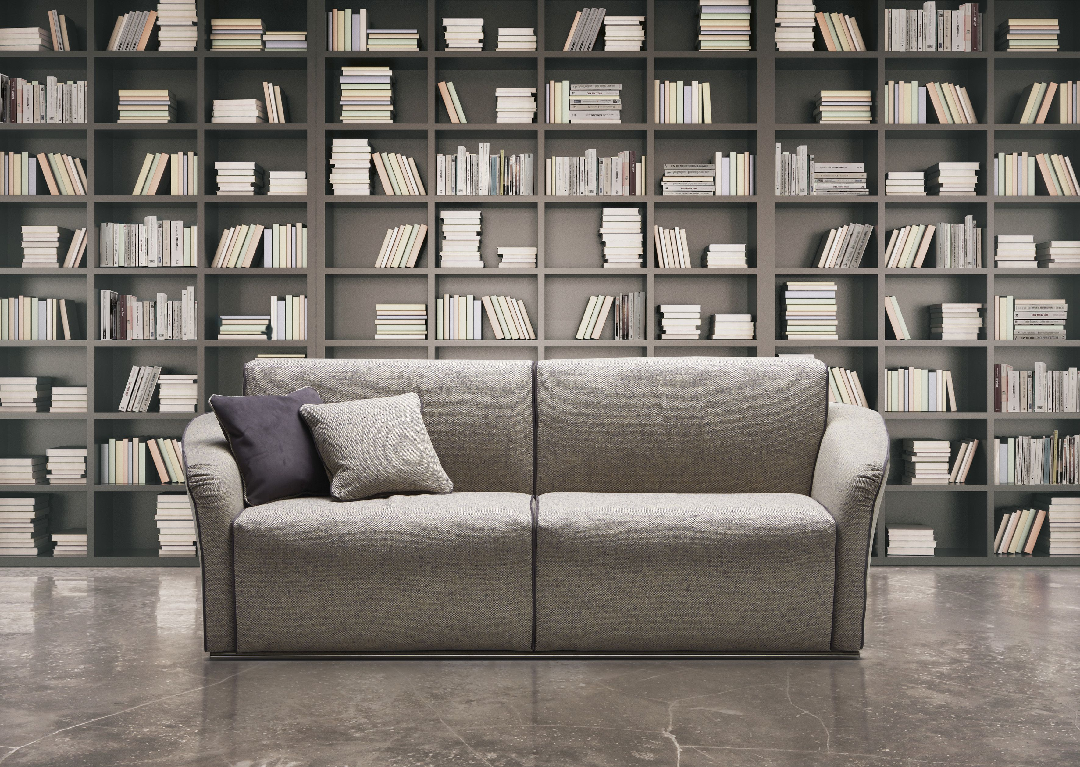 Groove, sofa and sofa bed by Milano Bedding (con immagini