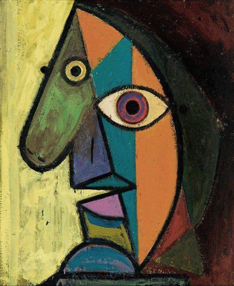 نقاشی کوبیسم چیست