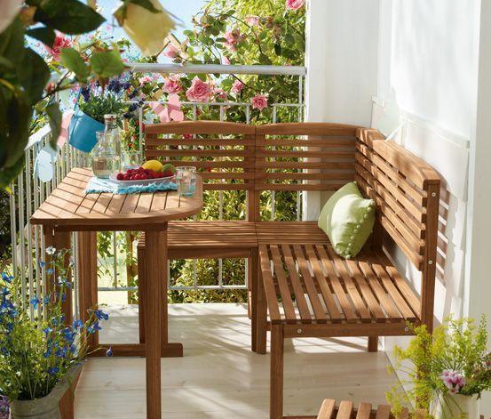 Balkondesign-Tipps für jeden Balkon - Danielle #smallbalconyfurniture