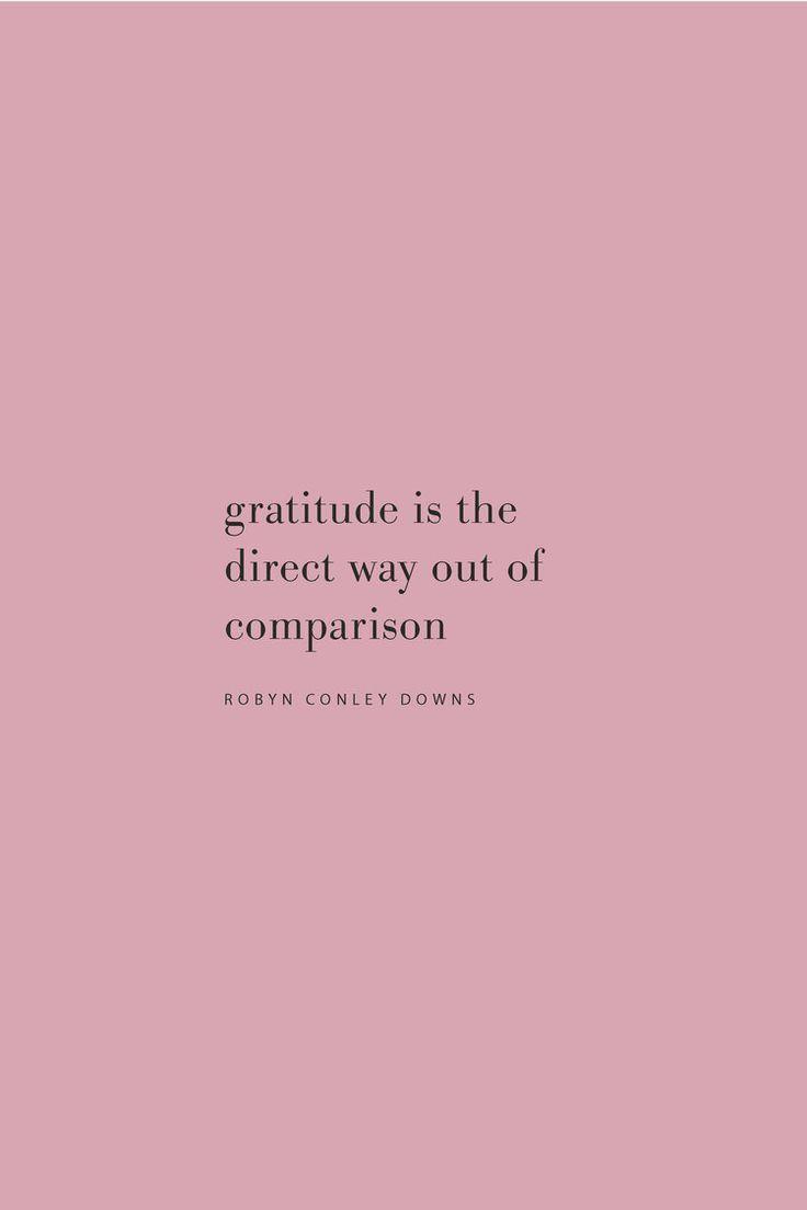 Gratitude inspiration & quotes