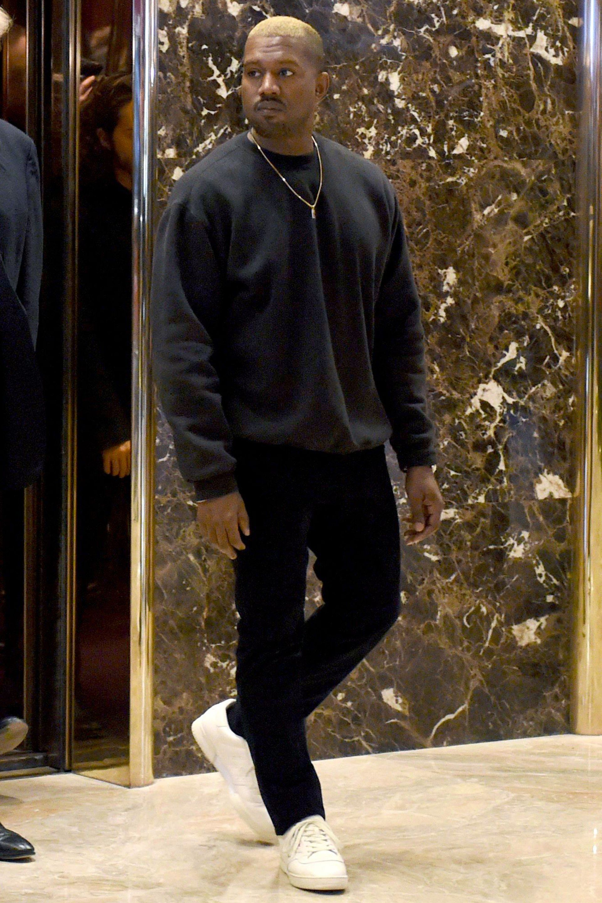All of Kanye West's Best and Wildest Outfits | Mode homme