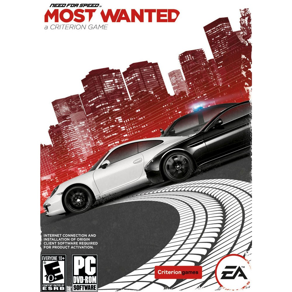 Need For Speed Most Wanted Pc Game Digital In 2020 Need For Speed Games Need For Speed Wii U Games