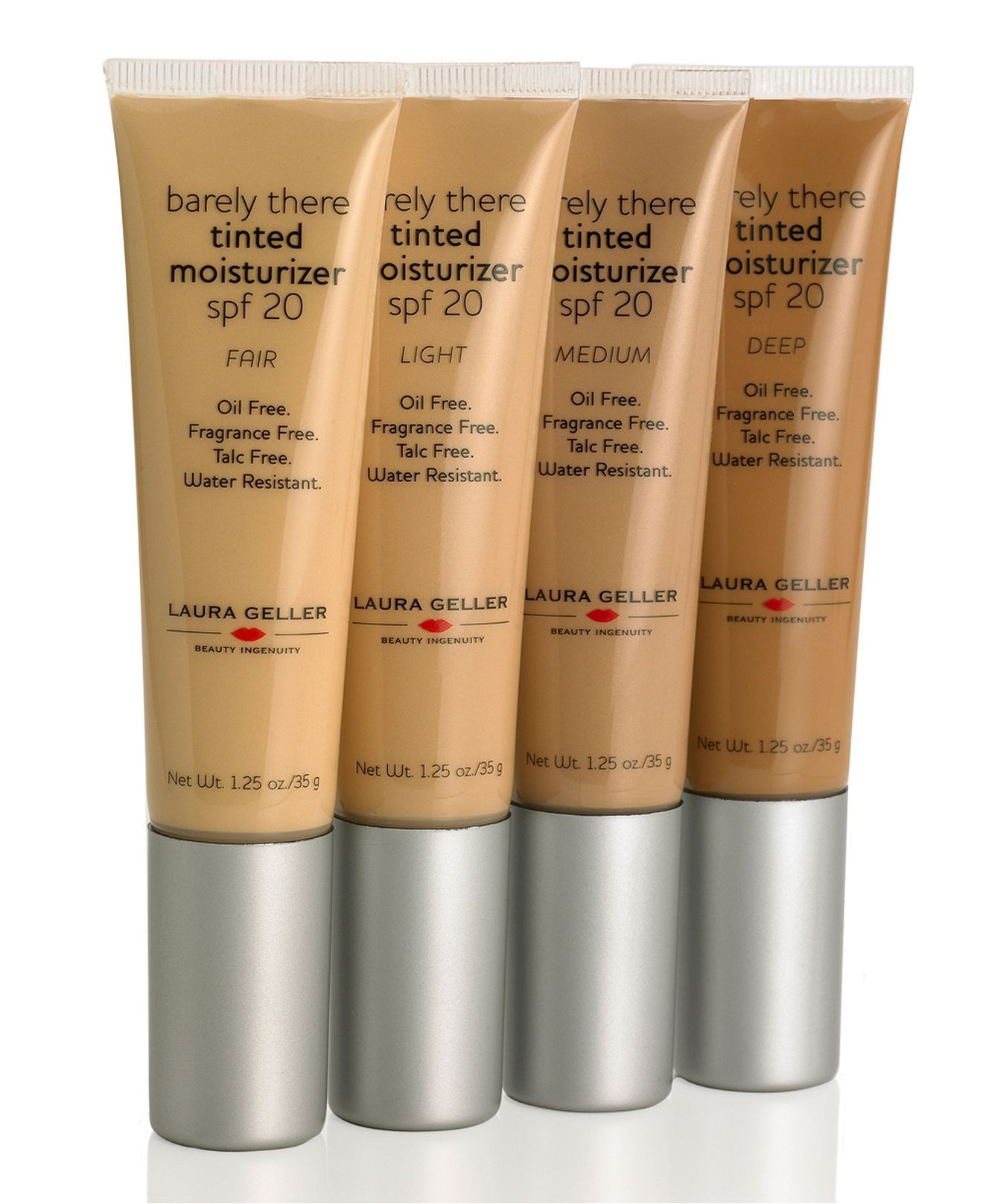 Laura Geller Barely There Tinted Moisturizer Laura