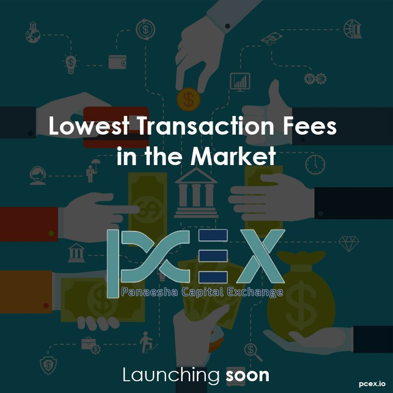 PCEX cryptoexchange does not drain your profit with
