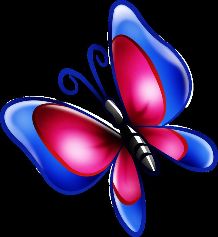 Детские картинки про бабочек