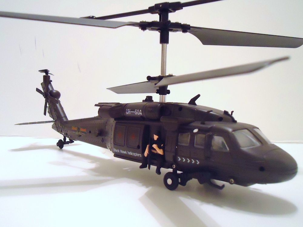 Large Military Helicopters