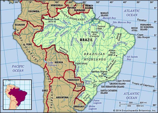 Brazilian Highlands | Z