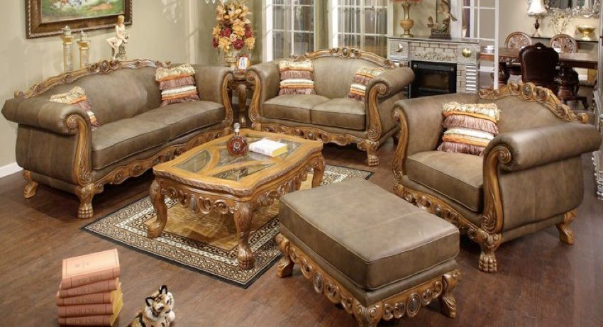 Great Triest Bachman Furniture. I Love The Trim On All The Furniture. The Coffee  Table Is So Elegant.