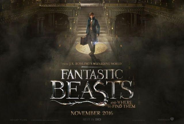 Cine Saleta Animais Fantasticos E Onde Habitam O Filme Do