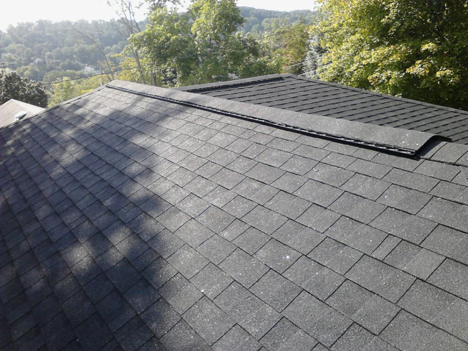 What Does A Ridge Vent On A Roof Look Like This Is What You Call A