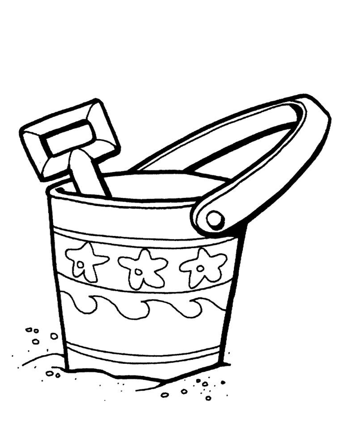 August Coloring Pages Best Coloring Pages For Kids Fathers Day Coloring Page Coloring Pages For Kids Bucket And Spade