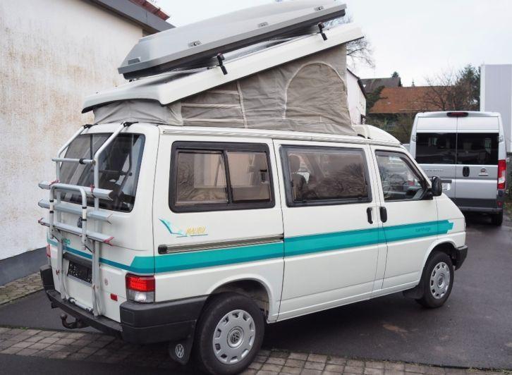 Genugend Solar Strom Power Mit Einer Dachbox Vw T4 Carthago Malibu Carthago Malibu Malibu Volkswagen