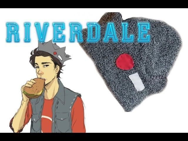 Riverdale Diy How To Make Jughead S Hat Riverdale Diy Hat Jughead Jughead, the king of the southside serpents!this is a tiny version of jughead's crown that you can wear in your hair. hat riverdale diy hat