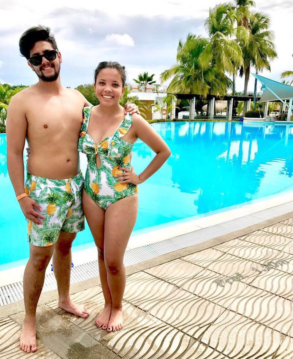 025c1d6103379 couples matching swimsuits for a getaway