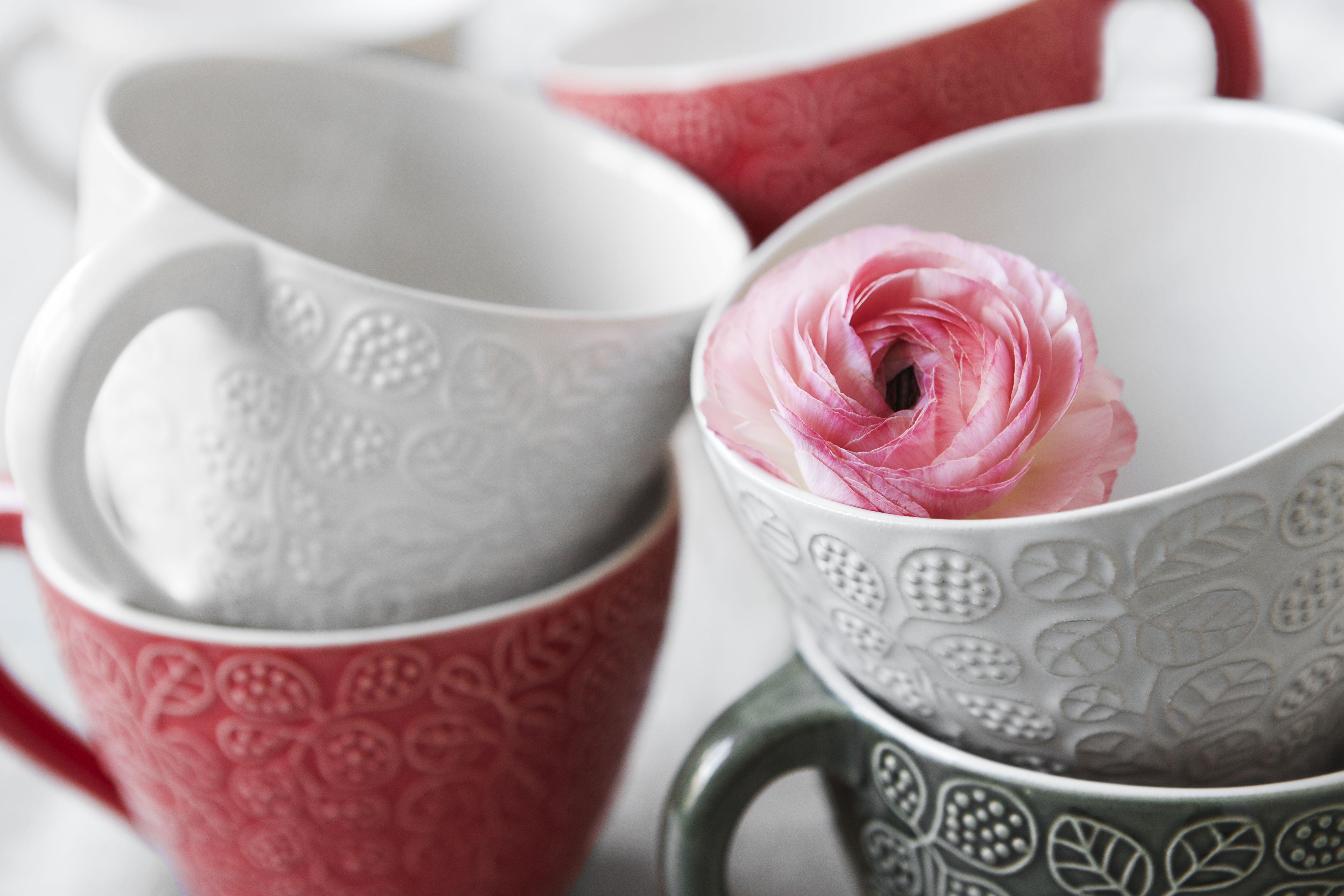 Ceramics by Ulrika Ahlsten  Photo by Jeanette Hägglund