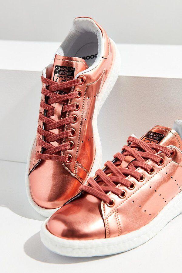 Adidas Stan Smith Metallic Boost Sneaker | Chaussures adidas