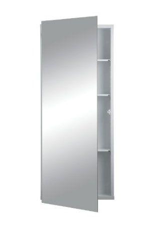 Broan Nutone 629ss Illusion Recessed Medicine Cabinet Amazon Com 170 15x36x4 Recessed Medicine Cabinet Bathroom Storage Organization Broan