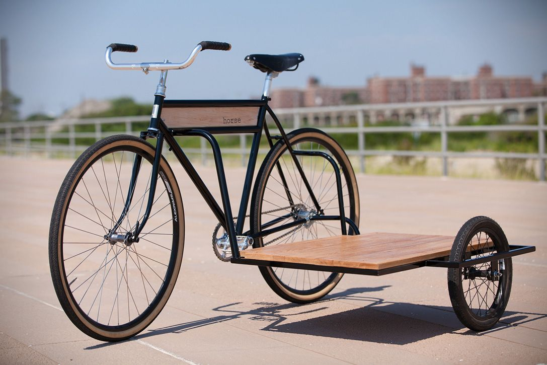 Side Car Bicycle by Horse Cycles
