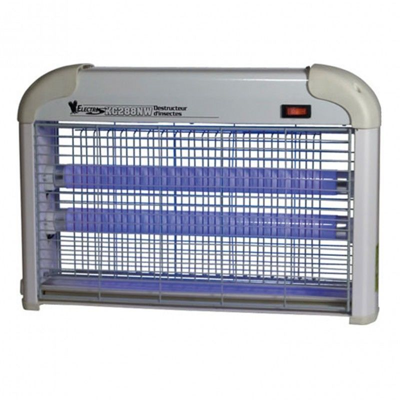 Tue Insectes Electrique 20w Lampe Destructeur Moustique Kc288nw 10